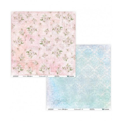 Set of scrapbooking papers - ScrapAndMe -Sentimentals 05/06