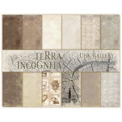 UHK Gallery - Terra Incognita - Zestaw papierów