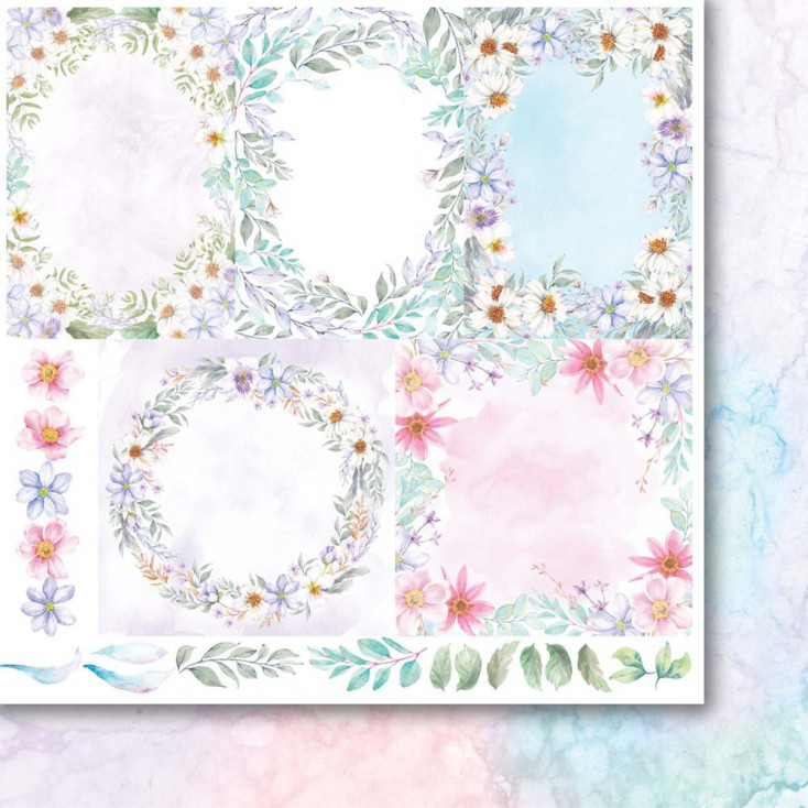 Galeria Papieru - Scrapbooking paper - Fleeting moments 06