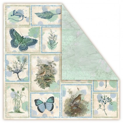 Scrapbooking paper - UHK Gallery - Wabi-Sabi - Beauty