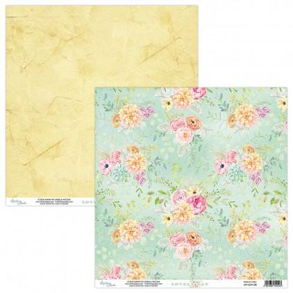 Papier kwiatowy - Papier do scrapbookingu - Mintay Papers -Lovely Day 02