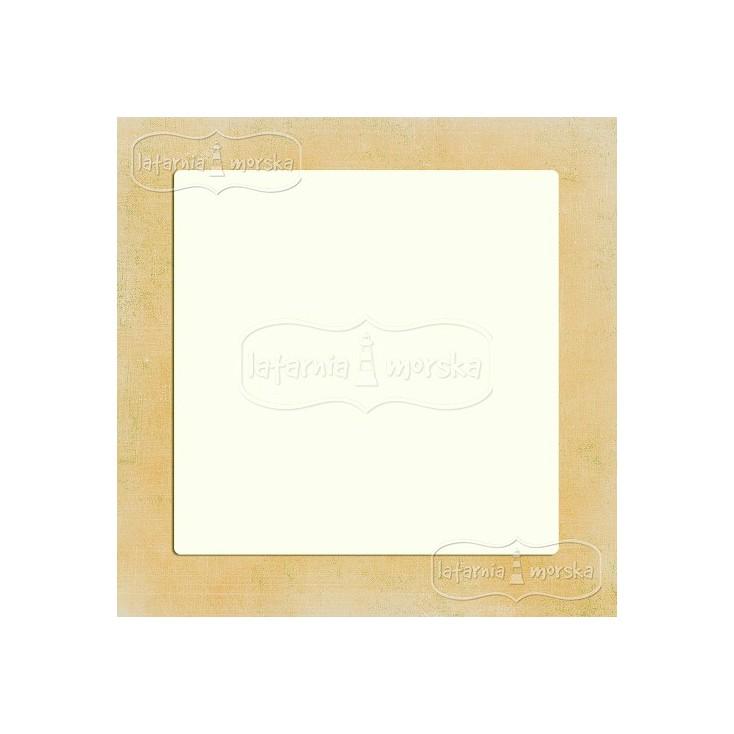Latarnia Morska - Baza albumowa kwadratowa 20x20 cm