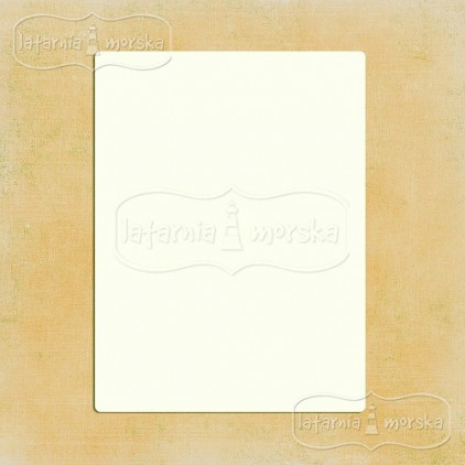 Latarnia Morska - Album base rectangular 15x20 cm
