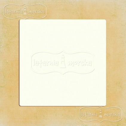 Latarnia Morska - Baza albumowa kwadratowa 15x15 cm