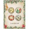 Yuletide Buttons / Badges