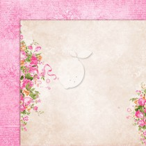 Double sided scrapbooking paper - Sweet Secrets 05
