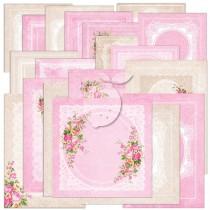 Sweet Secrets - Ephemera cards