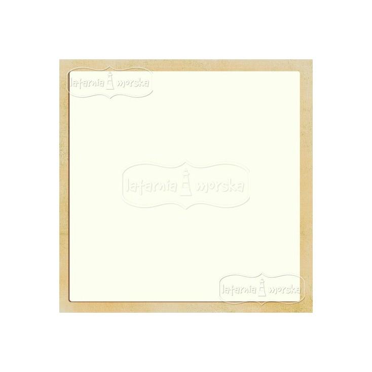 Latarnia Morska - Album base square 30 x 30 cm