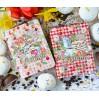Zestaw papierów do tworzenia kartek i scrapbookingu - Bee Shabby - Our Cafe