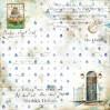 Zestaw papierów do tworzenia kartek i scrapbookingu - Bee Shabby - Sherlock Holmes
