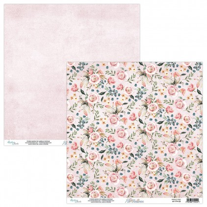 Scrapbooking paper - Mintay Papers - 7th Heaven 03
