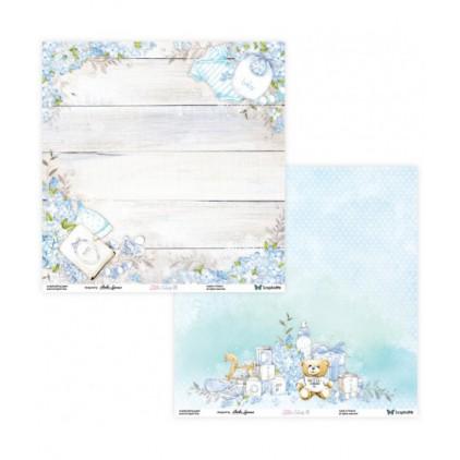 Papier do tworzenia kartek i scrapbookingu - ScrapAndMe - Little Cuties - 10/09
