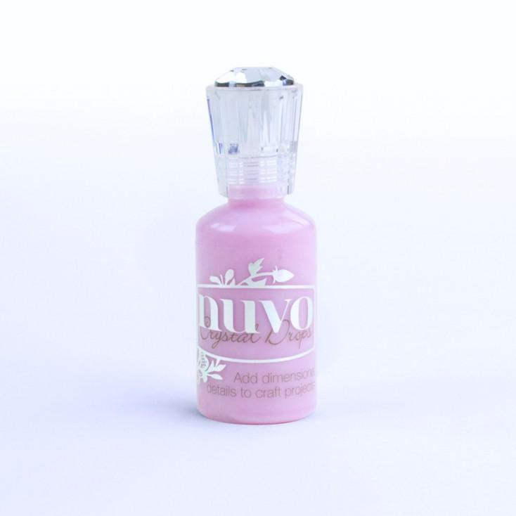 Nuvo - Kryształki w płynie - sweet lilac 668N
