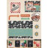 Scrapbooking paper pad - Studio Light - Just For Men - Die Cut Block