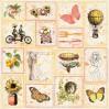Scrapbooking paper - UHK Gallery - Bananarama- Pictures of life