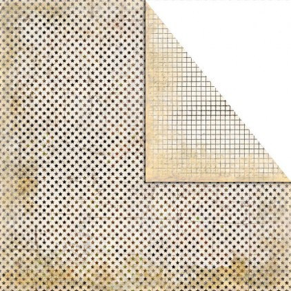 Papier do scrapbookingu - UHK Gallery - Old-Fasioned Christmas -Dairy