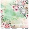 Scrapbooking paper - Mintay Papers - Secret Place 03