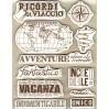 Stemple / pieczątki - Stamperia - Souvenirs