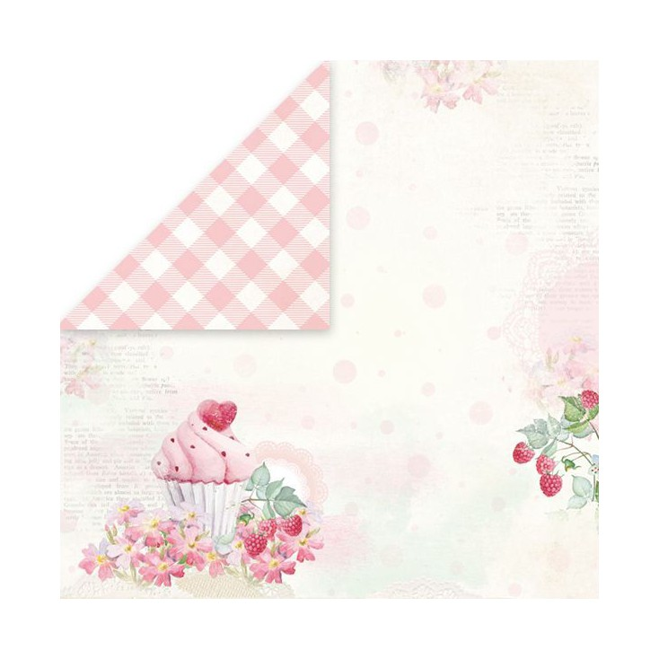 Scrapbooking paper - Craft and You Design - Sweet Desert 01