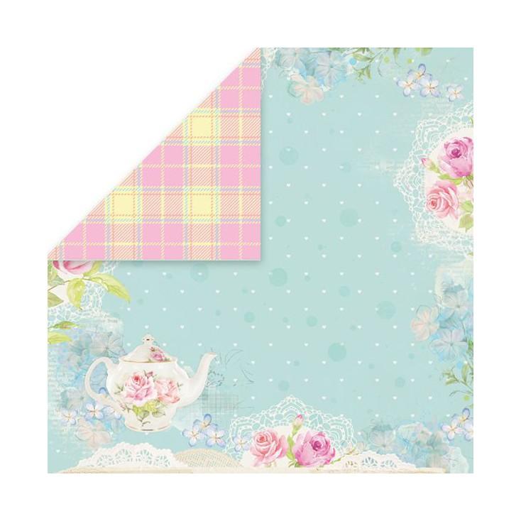 Scrapbooking paper - Craft and You Design - Sweet Desert 02