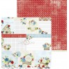 Set of scrapbooking papers - Craft O Clock - Home... Sweet Home