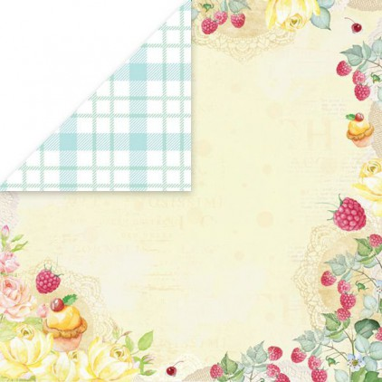 Scrapbooking paper - Craft and You Design - Sweet Dessert 03
