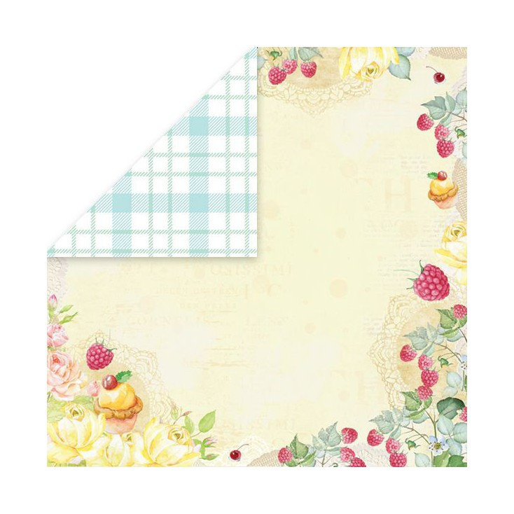 Scrapbooking paper - Craft and You Design - Sweet Desert 03