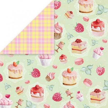 Scrapbooking paper - Craft and You Design - Sweet Desert 05