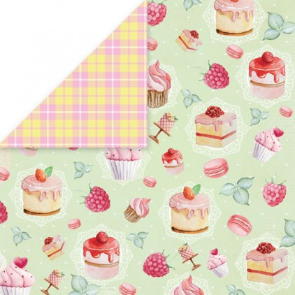 Scrapbooking paper - Craft and You Design - Sweet Dessert 05