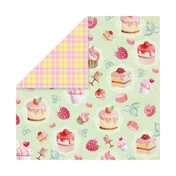 Papier do scrapbookingu - Craft and You Design - Sweet Desert 05