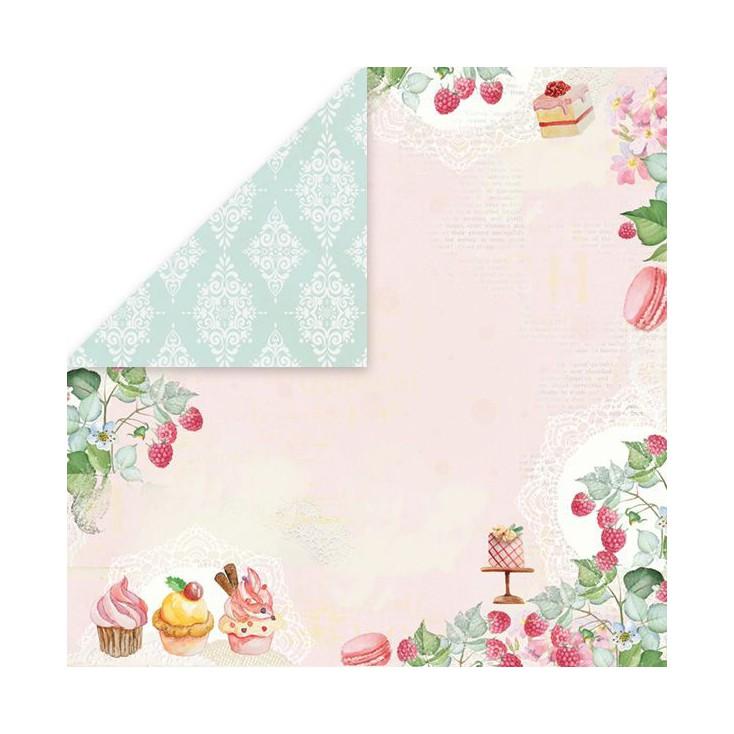 Scrapbooking paper - Craft and You Design - Sweet Desert 06