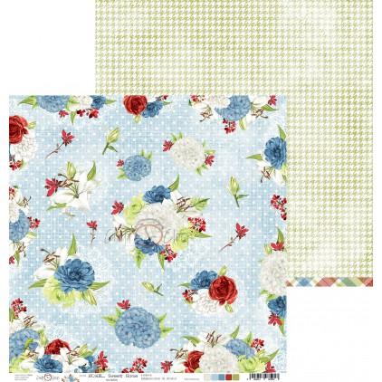 Scrapbooking paper - Craft O Clock - Home... Sweet Home - 05