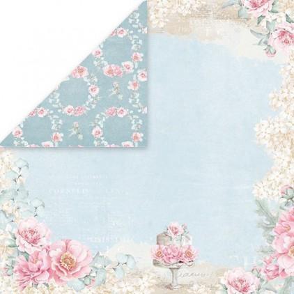 Scrapbooking paper - Craft and You Design - Pastel Wedding 02