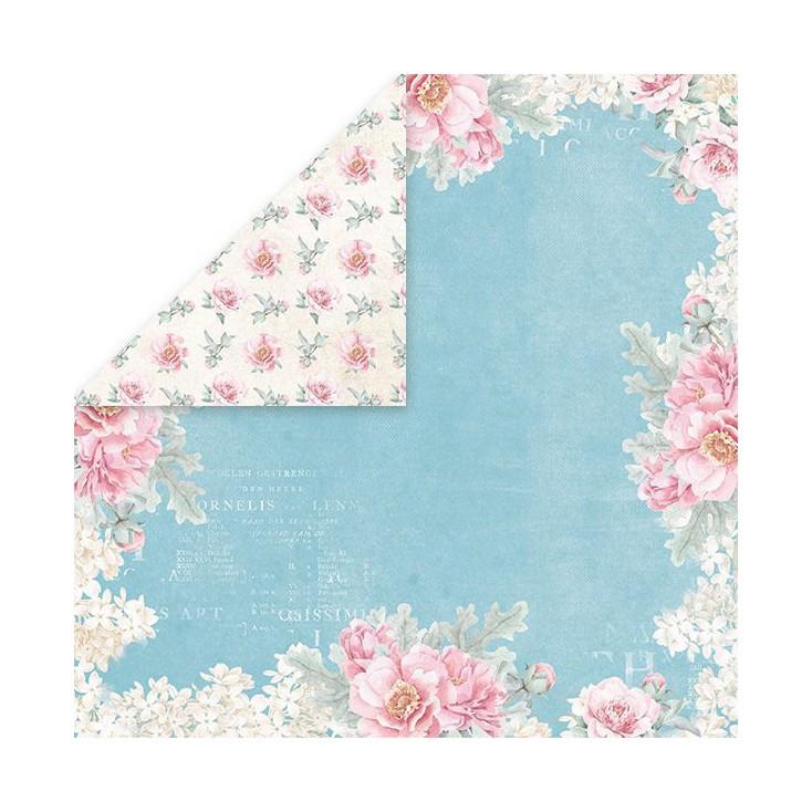 Papier do scrapbookingu - Craft and You Design - Pastel Wedding 02