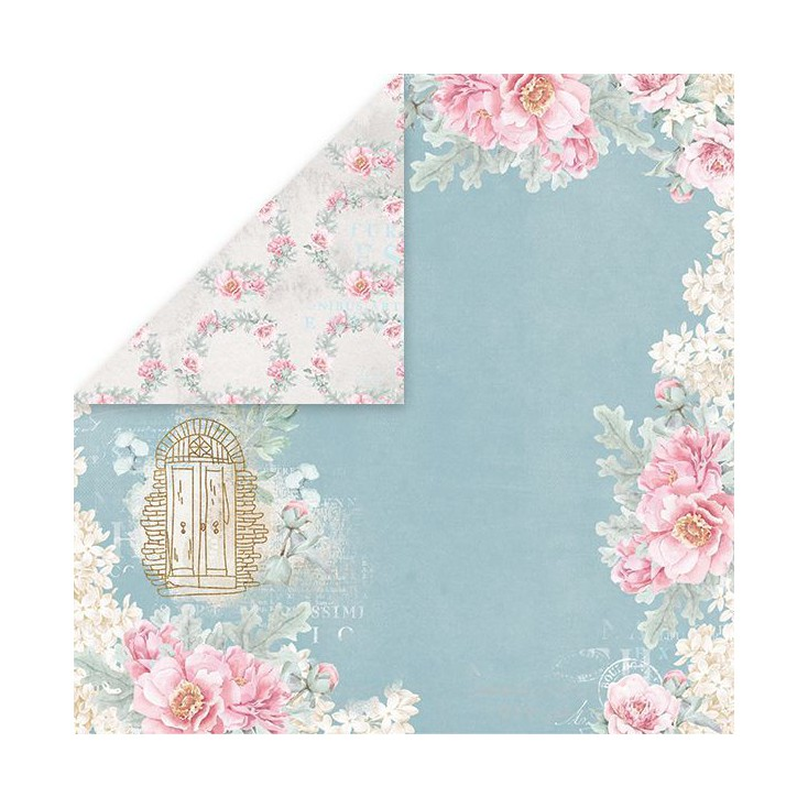 Scrapbooking paper - Craft and You Design - Pastel Wedding 06