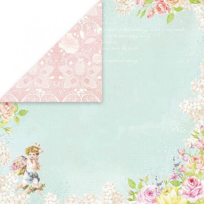 Scrapbooking paper - Craft and You Design - Amore Mio 01