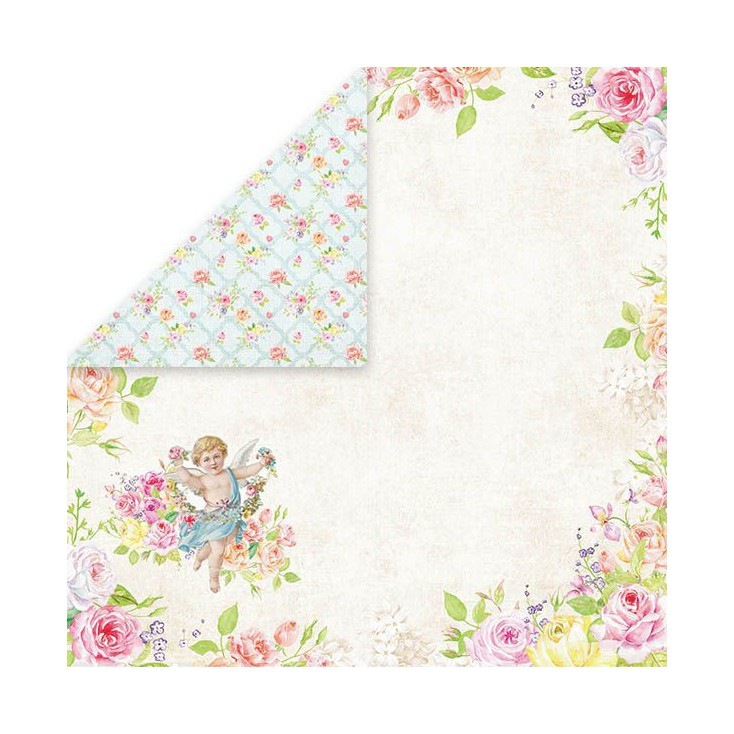 Scrapbooking paper - Craft and You Design - Amore Mio 02