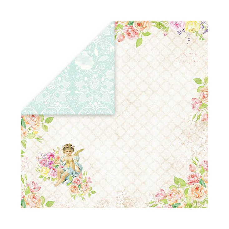 Papier do scrapbookingu - Craft and You Design - Amore Mio 03