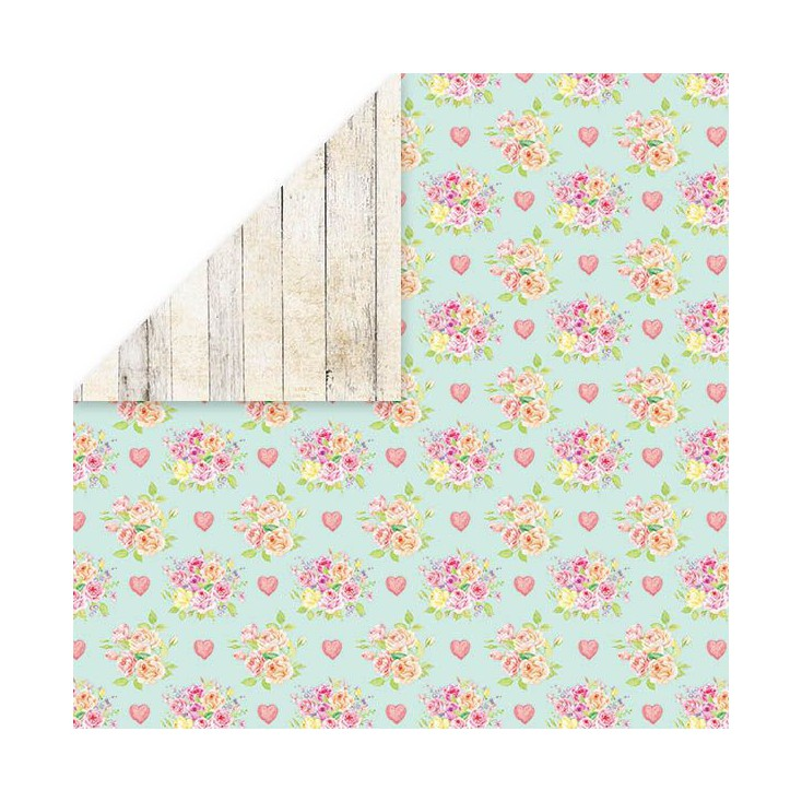 Scrapbooking paper - Craft and You Design - Amore Mio 05