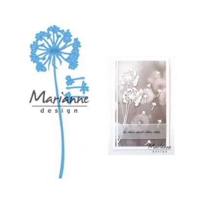 Dandelion die - Marianne Design LR0513