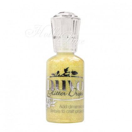 Glitter Drops - Nuvo - Yellow Bird 769N