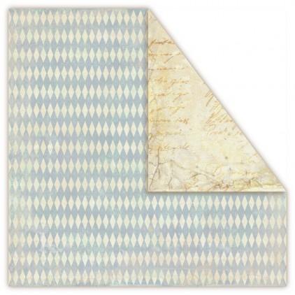 Scrapbooking paper - UHK Gallery - Magic night- Hanky-panky