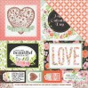 Scrapbooking paper- Kaisercraft -True Love - My Dearest