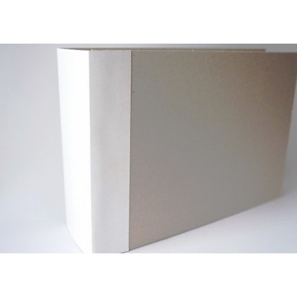 Album base square- white- 20x30x7 cm - Fabrika Decoru