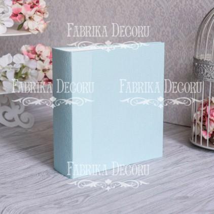 Baza albumowa kwadratowa- tekstura - Heavenly -  20x20x7 cm - Fabrika Decoru