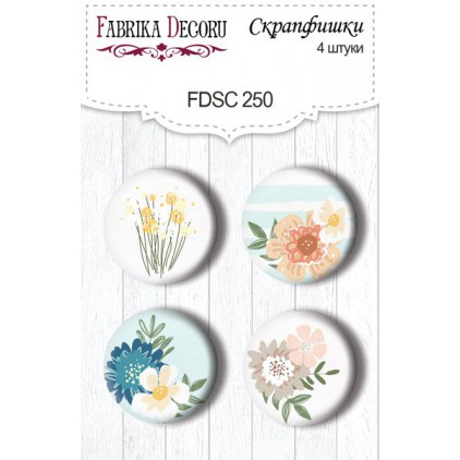 Selfadhesive buttons/badge - Fabrika Decoru - 250