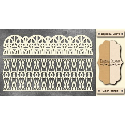 Set of cardboard - Chipboard - Fabrika Decoru-FDCH 070