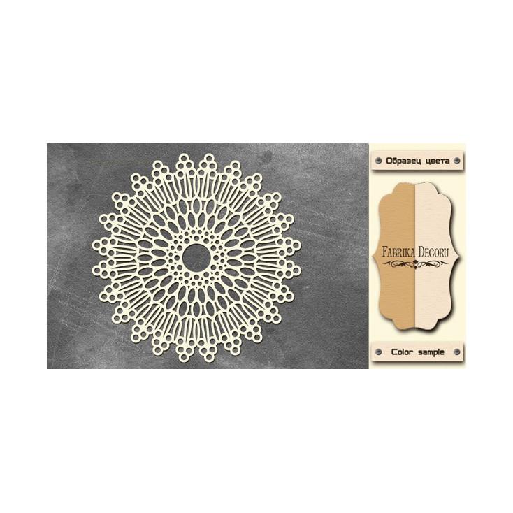 Tiny flower napkin - Chipboard - Fabrika Decoru FDCH 229