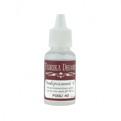 Glue - Universal - 40 ml