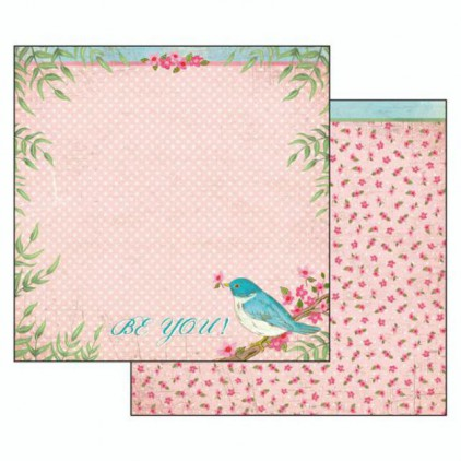 Papier do scrapbookingu - SBB491 - Stamperia